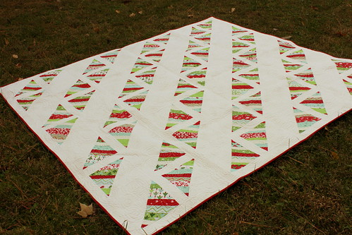 Joy string quilt!
