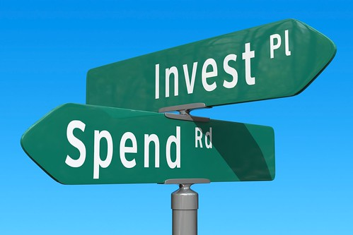 Crossroads: Invest or Spend