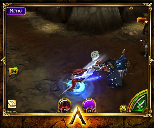 Arcane Legends Released For iOS
