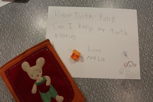 Day 115: Back to Savannah and the tooth fairy.