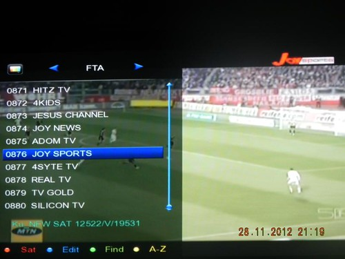 Free To Air Satellite Tv General Thread - Satellite TV Technology