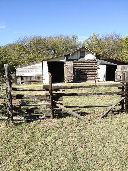 Cedar Hill State Park Penn Farm-1805
