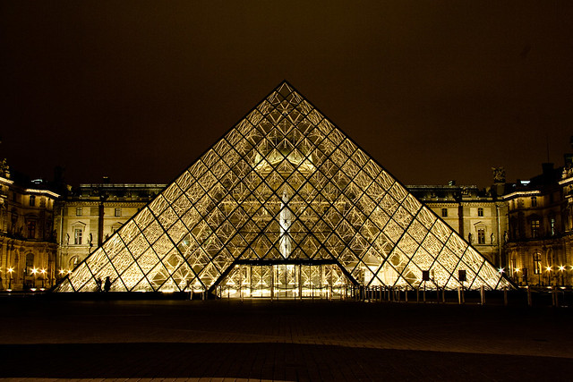 Pyramide du louvre explore drs1ump 39 s photos on flickr drs flickr - Pyramide du louvre 666 ...