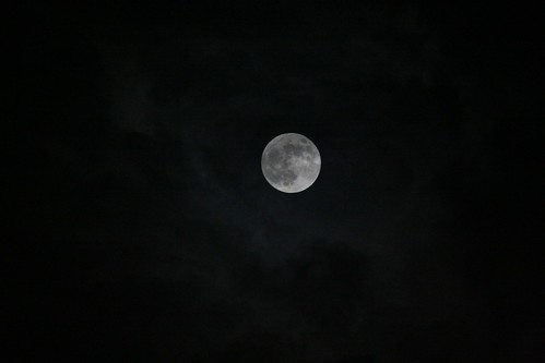 Full Moon - November 28, 2012