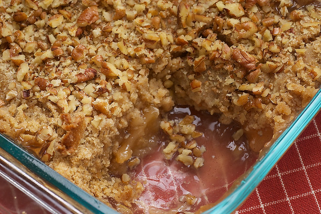 Apple Pecan Cobbler | Flickr - Photo Sharing!
