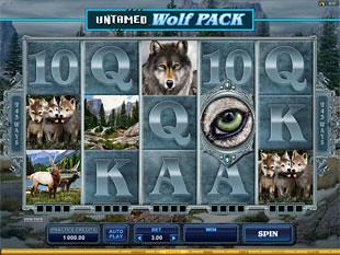 Untamed - Wolf Pack