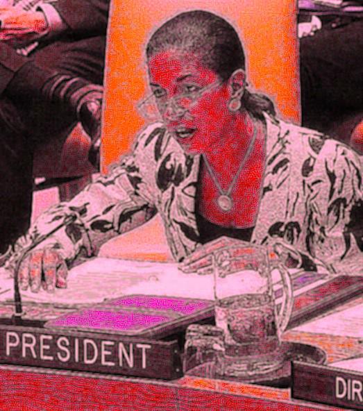 Susan Rice @ UN 11:29:2012