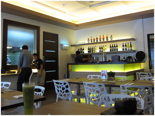 Tito Chef Restaurant Interiors