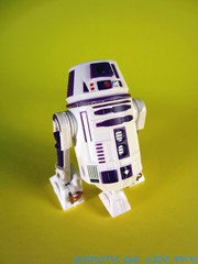 Purple R6-Series Astromech Droid