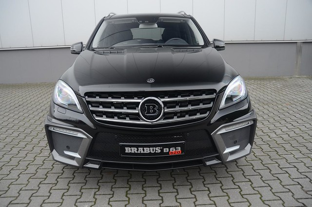 Brabus Mercedes-Benz ML 63 AMG