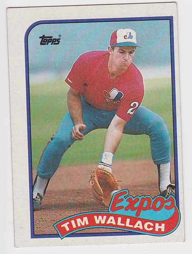 Tim Wallach front