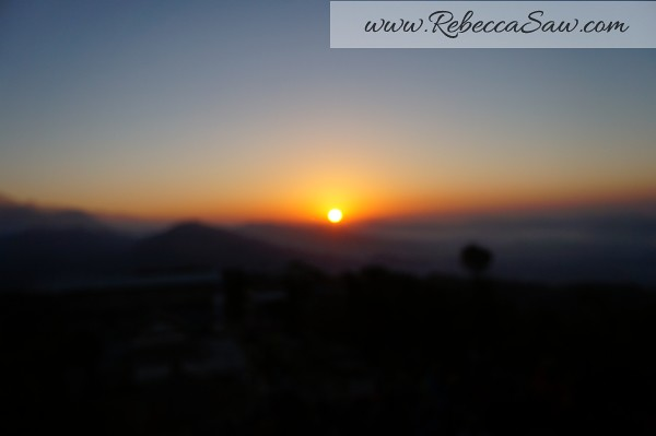 Sarangkot Nepal - sunrise pictures - rebeccasawblog-008