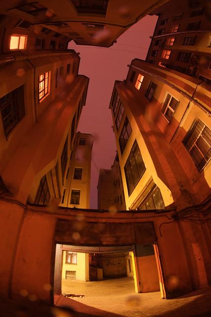 St.Petersburgs Courtyards