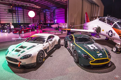 Aston MartinTRG Race Cars by Savage Land Pictures