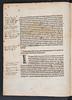 Penwork initial in Columna, Guido de: Historia destructionis Troiae