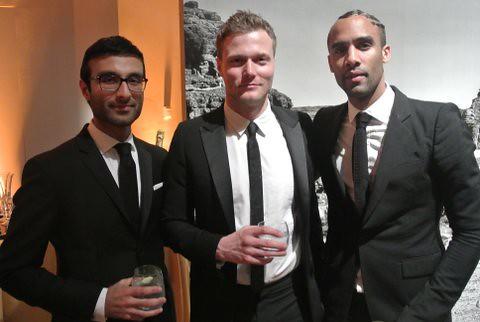 Nitin Chadda, Matthew Kroenig, Dusan Grante