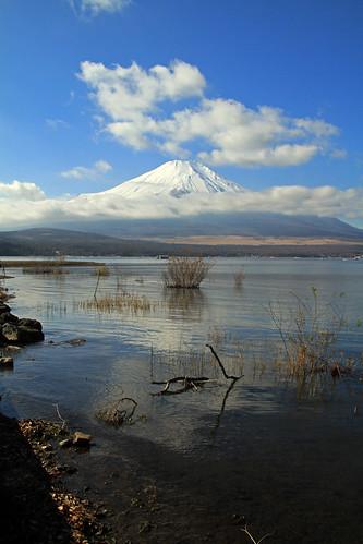 Fuji en vertical
