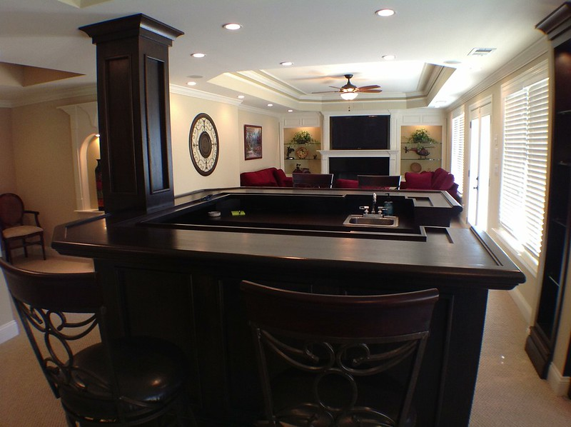 THE SOUTHERN BASEMENT COMPANY Providing Custom Basement Finishing - The basement company