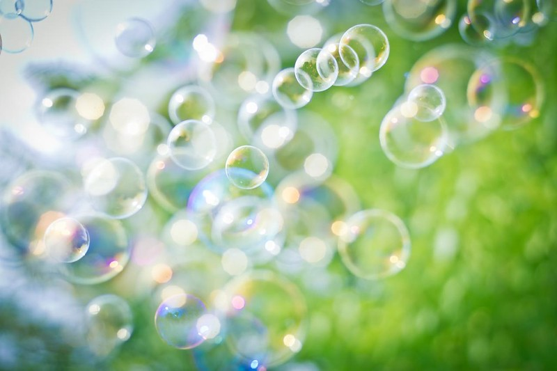 Soap bubble #5