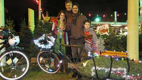 2012 Xtracycle Tree Haulin (Year Six!)