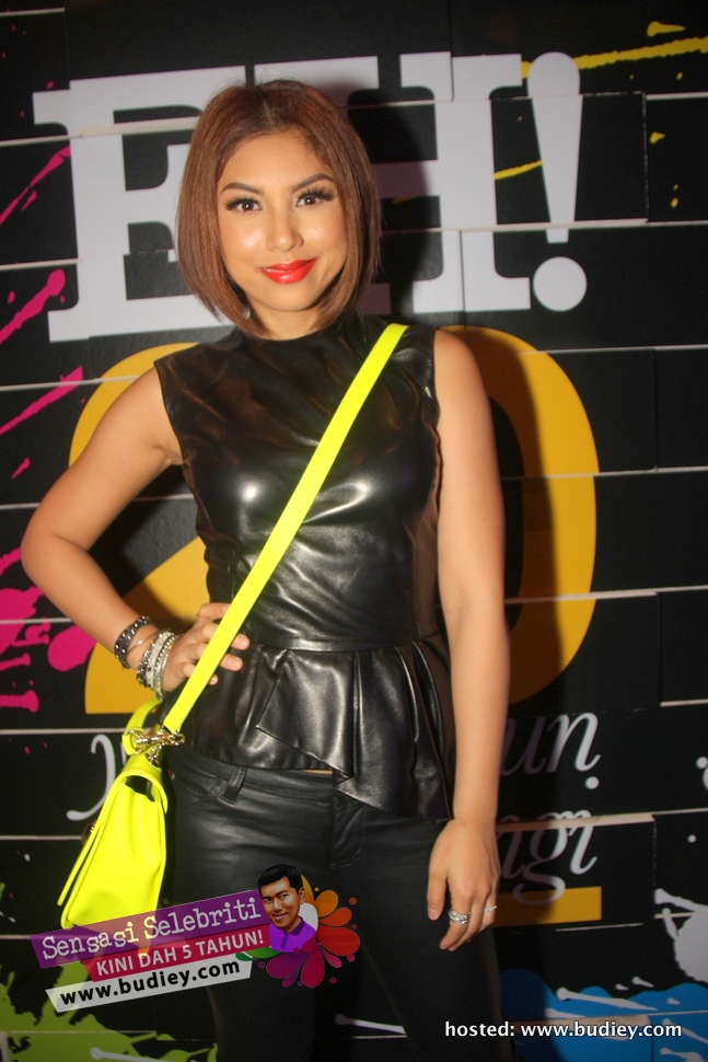 Mizz Nina di Party EH 2012