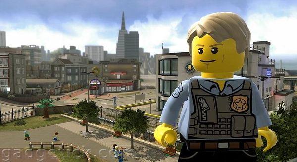 трейлер LEGO City Undercover