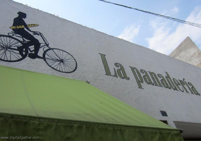 La panaderia Bakery, a favorite in Guadalajara