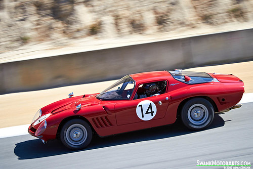 1966 Bizzarrini 5300GT by autoidiodyssey