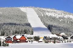 SKiMU: rodinné lyžování v Malé Úpě