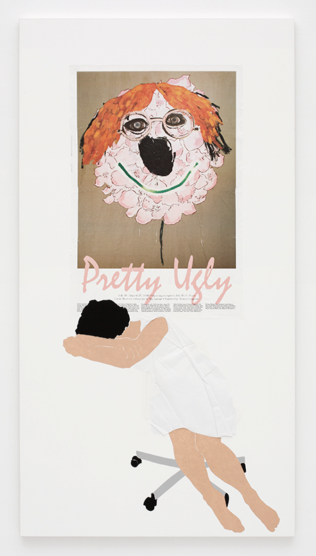 Frances Stark, Pretty Ugly, 2008
