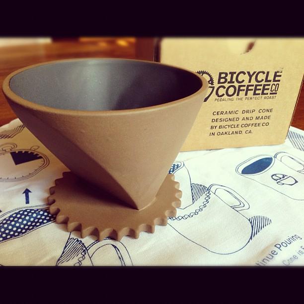 Ceramic Drip Cone