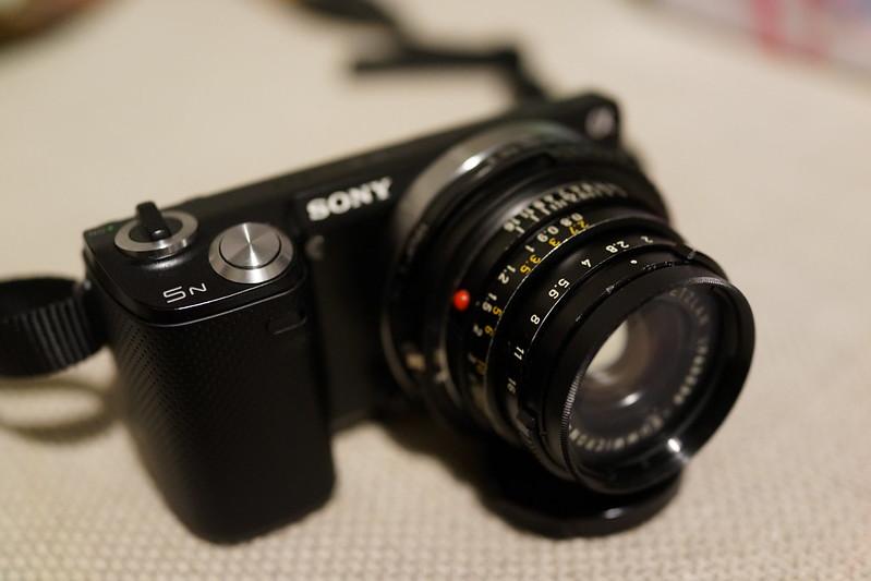 Nex-5N + Leica Summicron 40mm F2