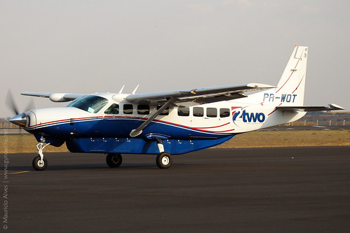PR-WOT - Cessna 210 - TWO Taxi Aéreo by GYN Online