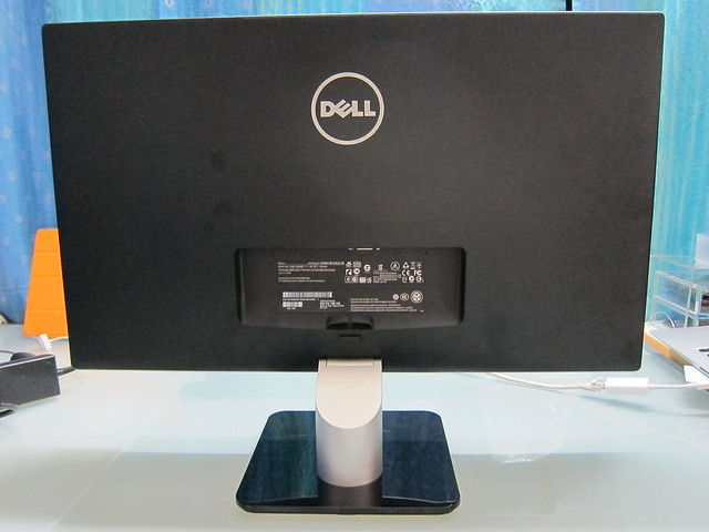 Dell S2440L - Back View
