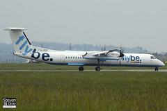 G-JECF - 4095 - Flybe - De Havilland Canada DHC-8-402Q Dash 8 - Luton - 120518 - Steven Gray - IMG_1746