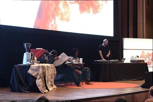 Parker & The Numberman   Poetry in Patterns   TEDxSanDiego 2012