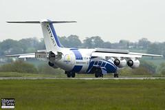 EI-RJX - E2372 - CityJet - British Aerospace Avro 146-RJ85A - Luton - 120518 - Steven Gray - IMG_1818