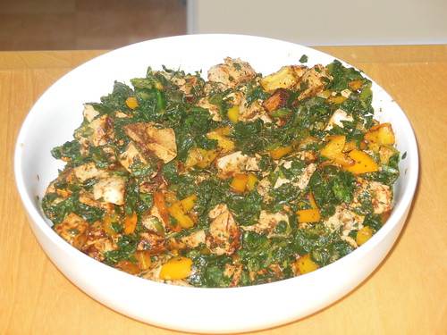 spicy southwestern chicken
