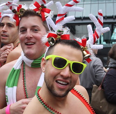 boston santa speedo run 2012 30
