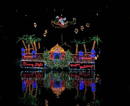 Tempe Fantasy of Lights Boat Parade (2)