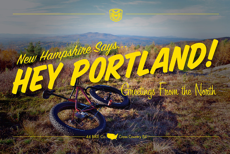 Hey Portland!
