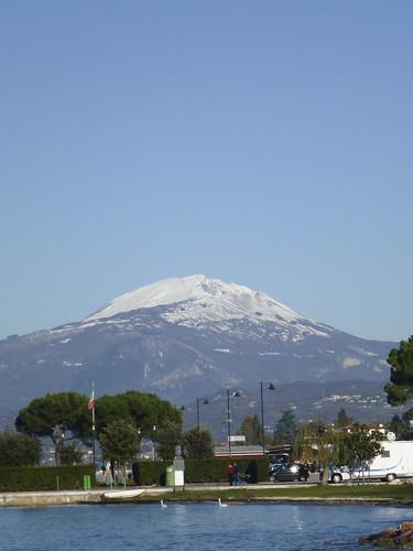 Monte Baldo from loc. Mattarana