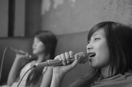 Karaoke en Vietnam 1