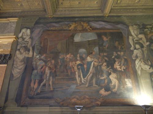 DSCN4682 _ Palazzo D'Accursio (Palazzo Comunale), Bologna, 18 October