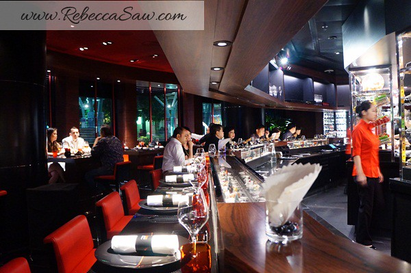 L'Aterier De Joel Robuchon Singapore - Rebecca Saw Blog-005