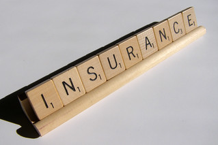 Photo:Scrabble Series Insurance By:StockMonkeys.com