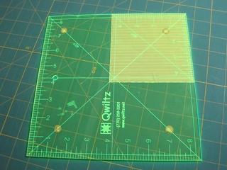 Centering square