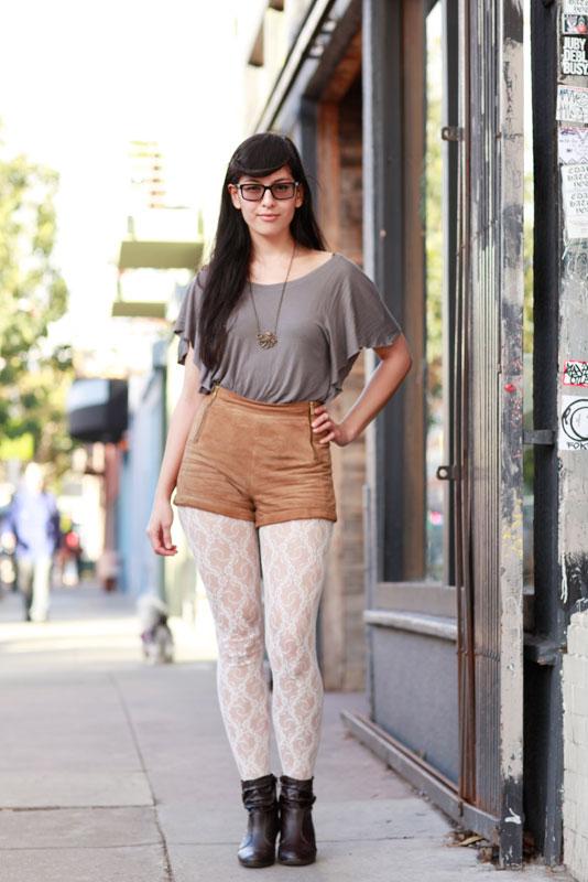 melissa_4b street style, street fashion, women, San Francisco, Valencia Street