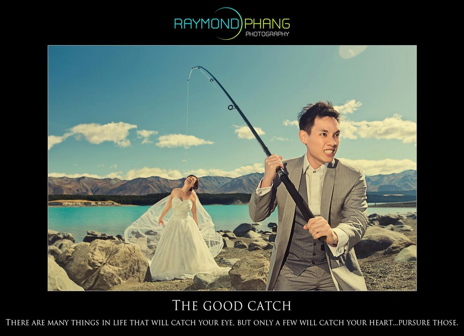 Raymond Phang Photography - Conceptualised Pre-Wedding 2