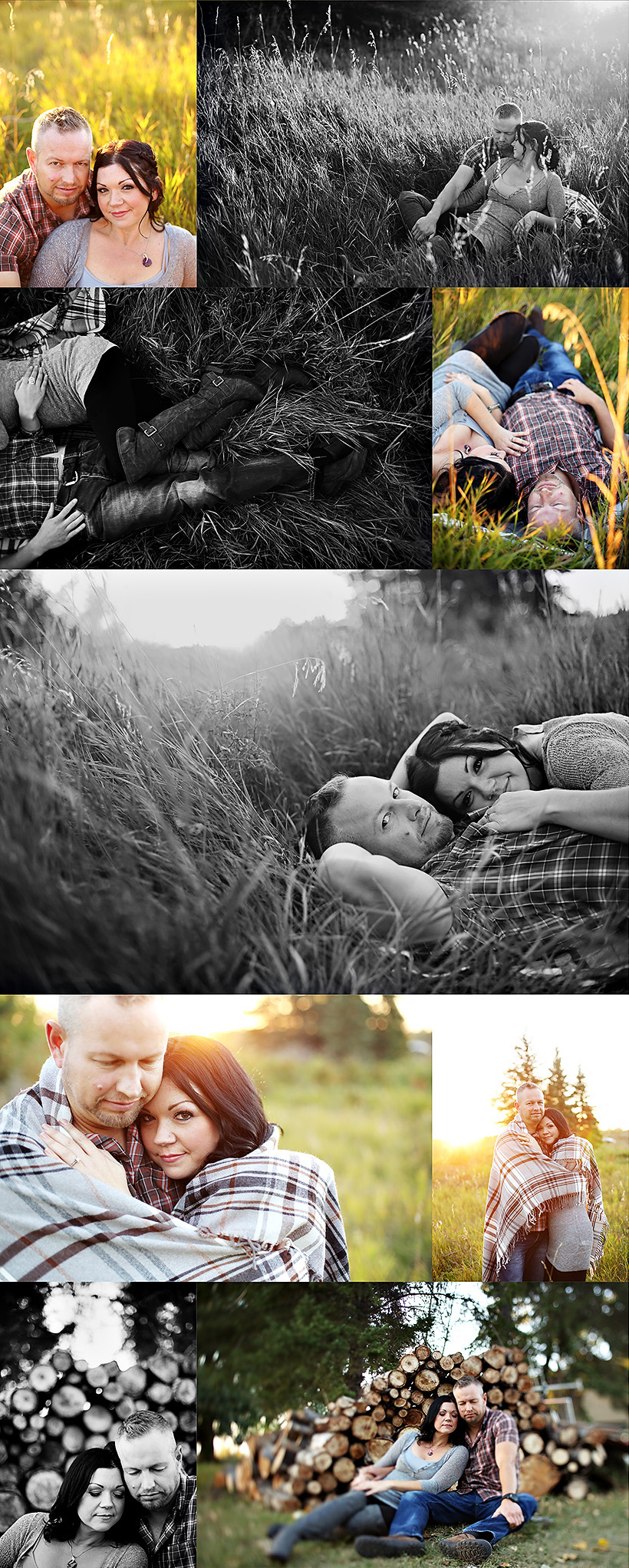 edmonton engagement photography